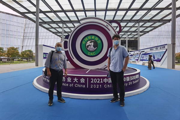 Axis Group at the 12th Dairy Conference of China